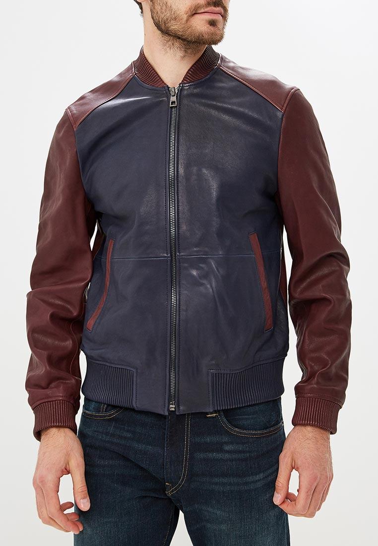 Кожаная куртка Michael Kors cf88cdb4lm