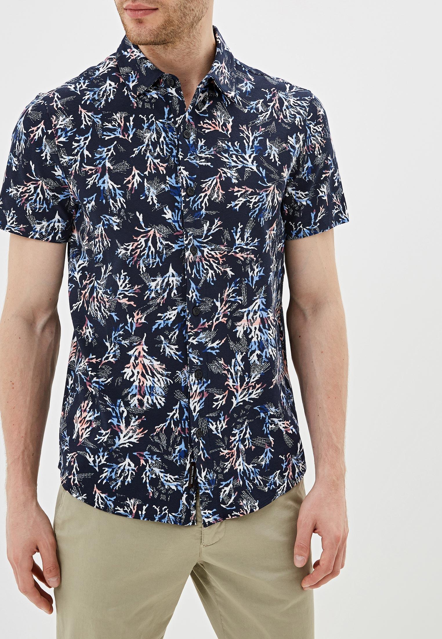 Рубашка с коротким рукавом Michael Kors cu95h9j6rh