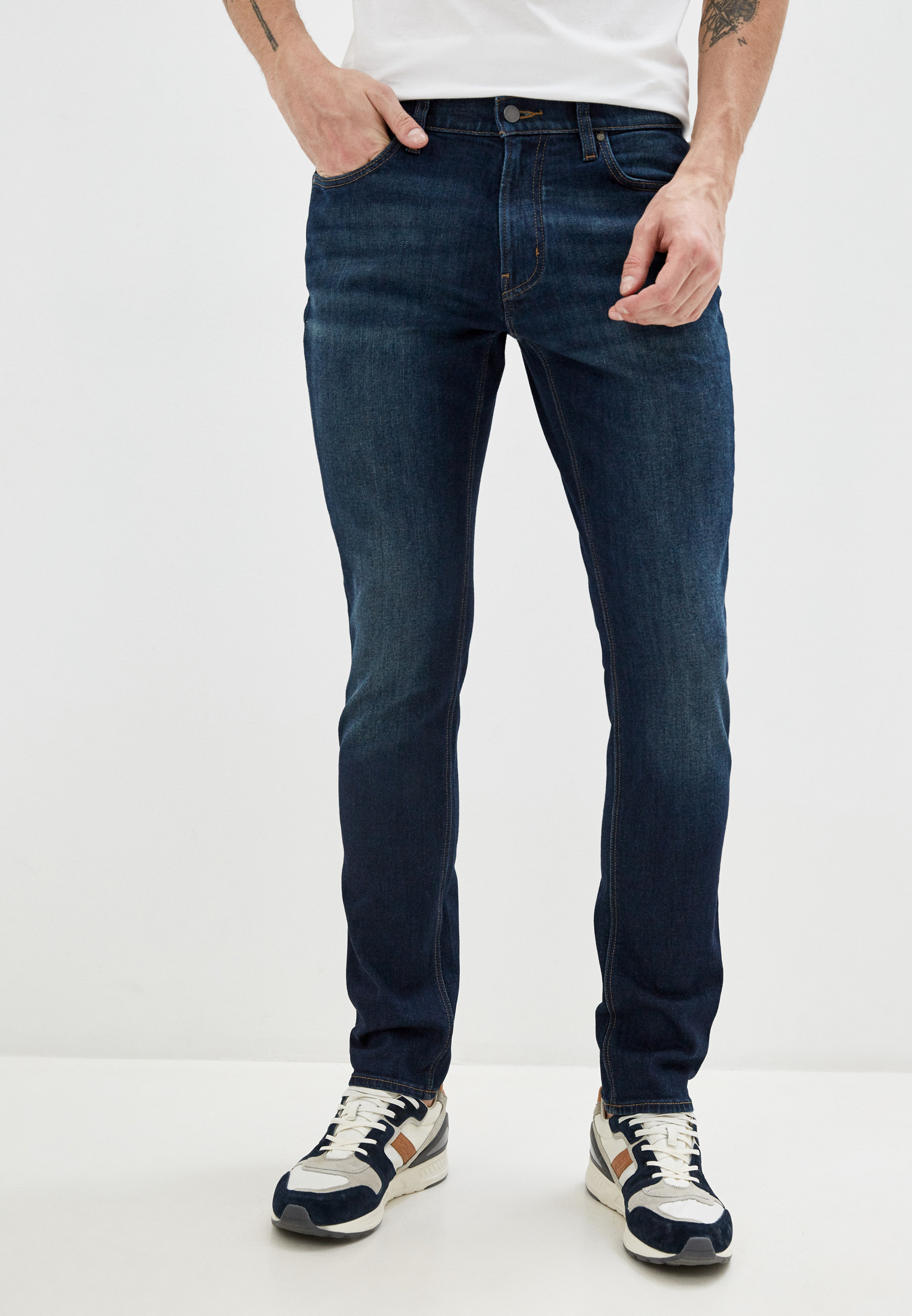 Зауженные джинсы Michael Kors CS99A5G7YH