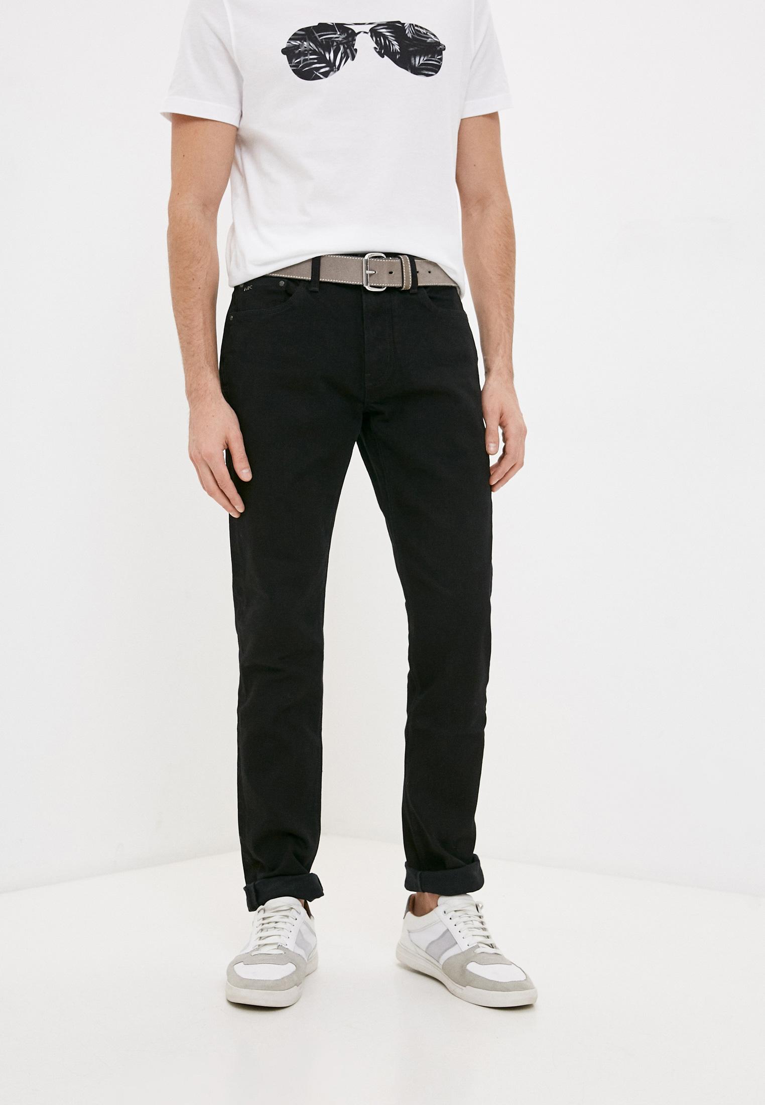 Зауженные джинсы Michael Kors CB99A5G1ZC