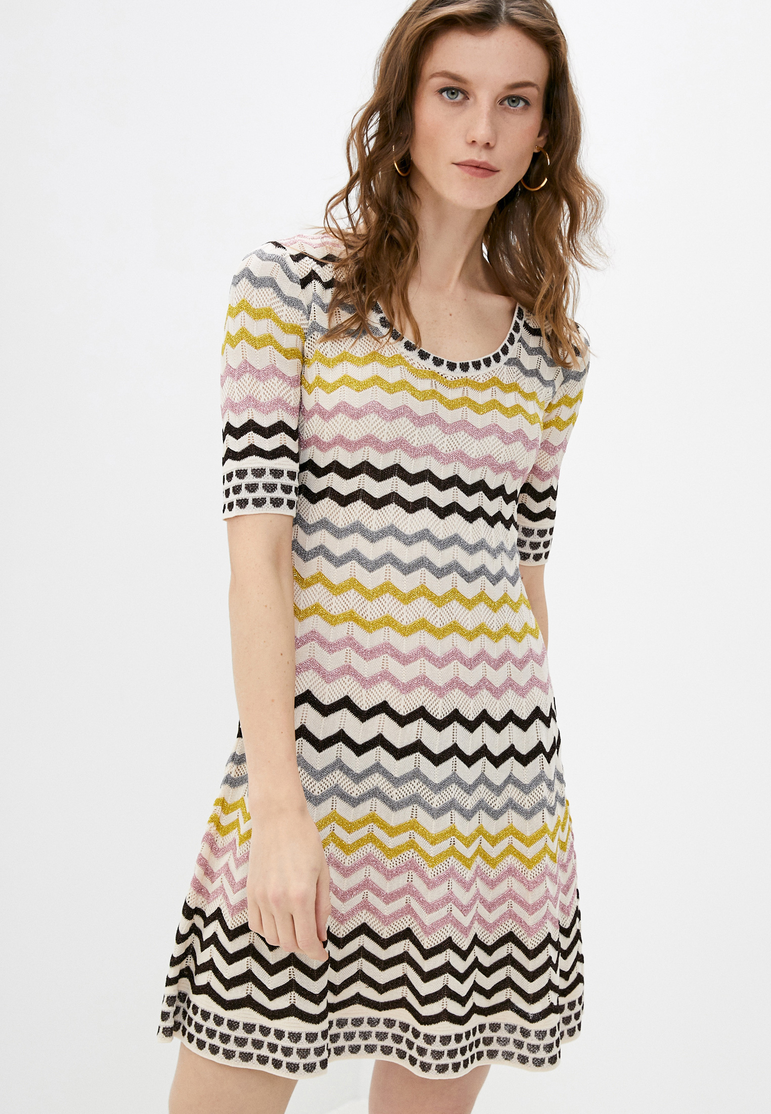Повседневное платье Missoni (Миссони) 2DG00254 2K003T