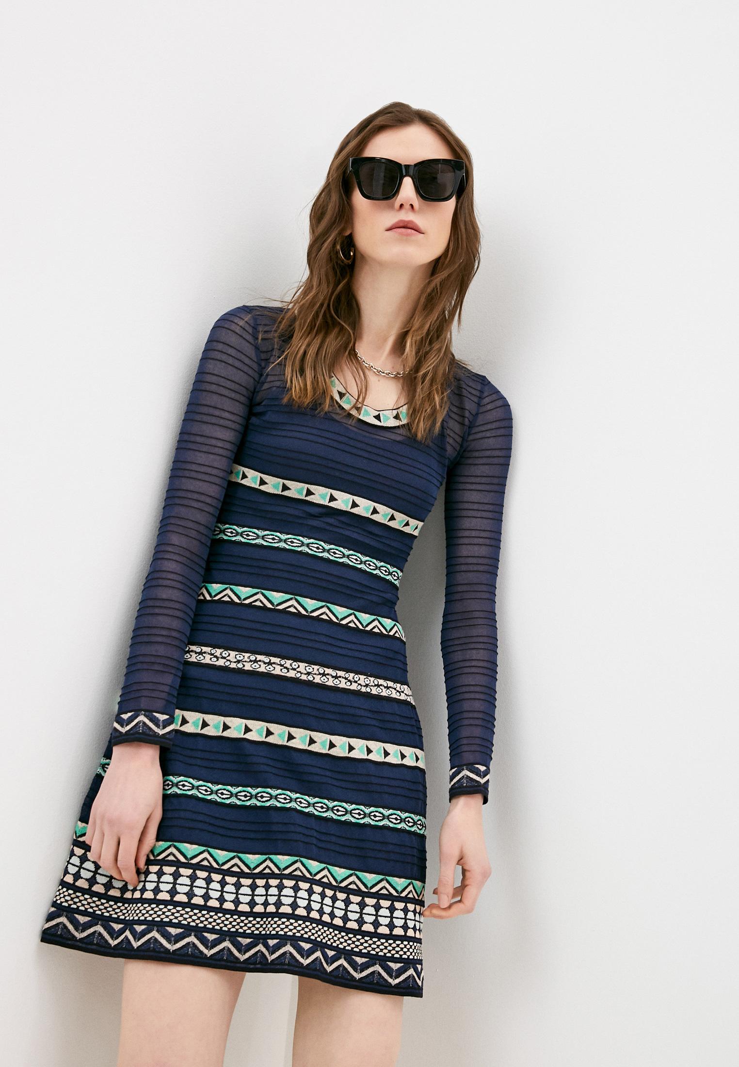 Повседневное платье Missoni (Миссони) P3KD25L 2D2NV