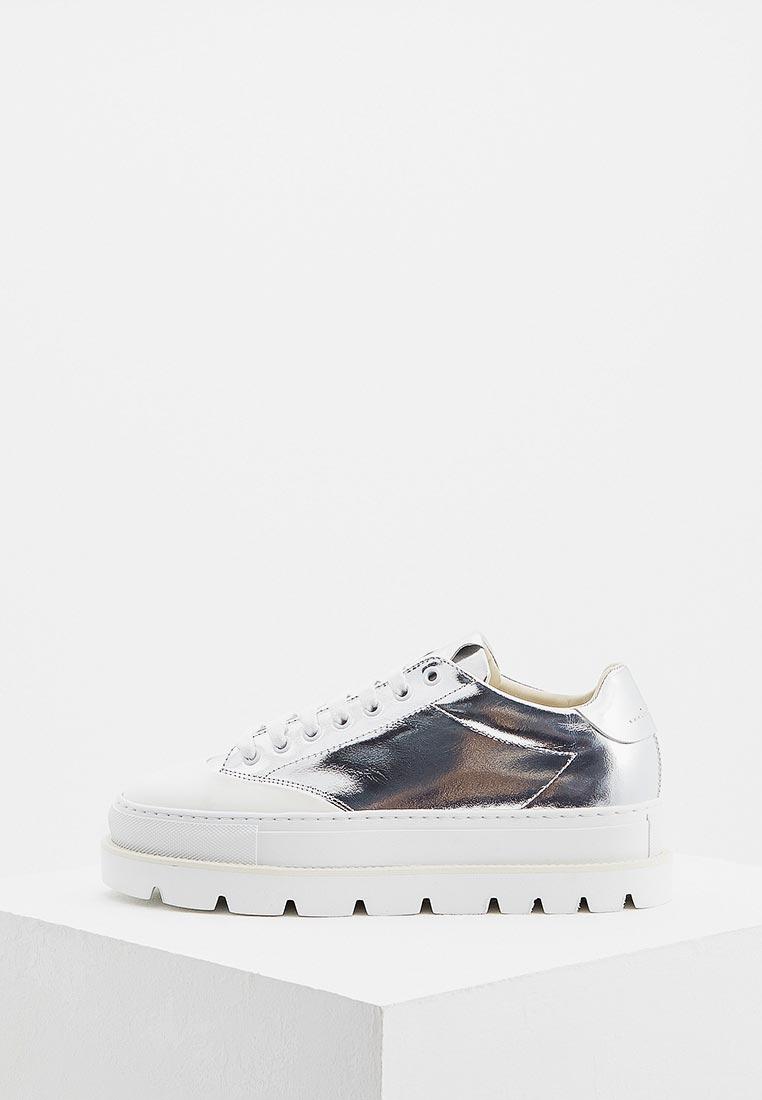 Женские кроссовки MM6 Maison Margiela s40ws0101