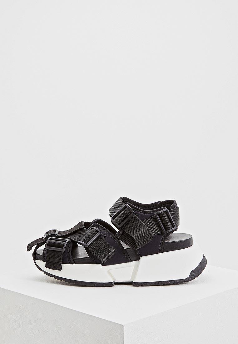 Женские сандалии MM6 Maison Margiela s40wp0144 p2402