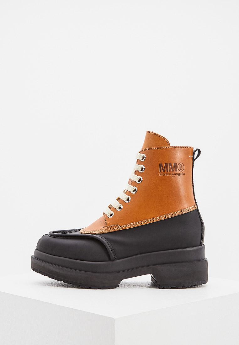 Женские ботинки MM6 Maison Margiela S40WU0184