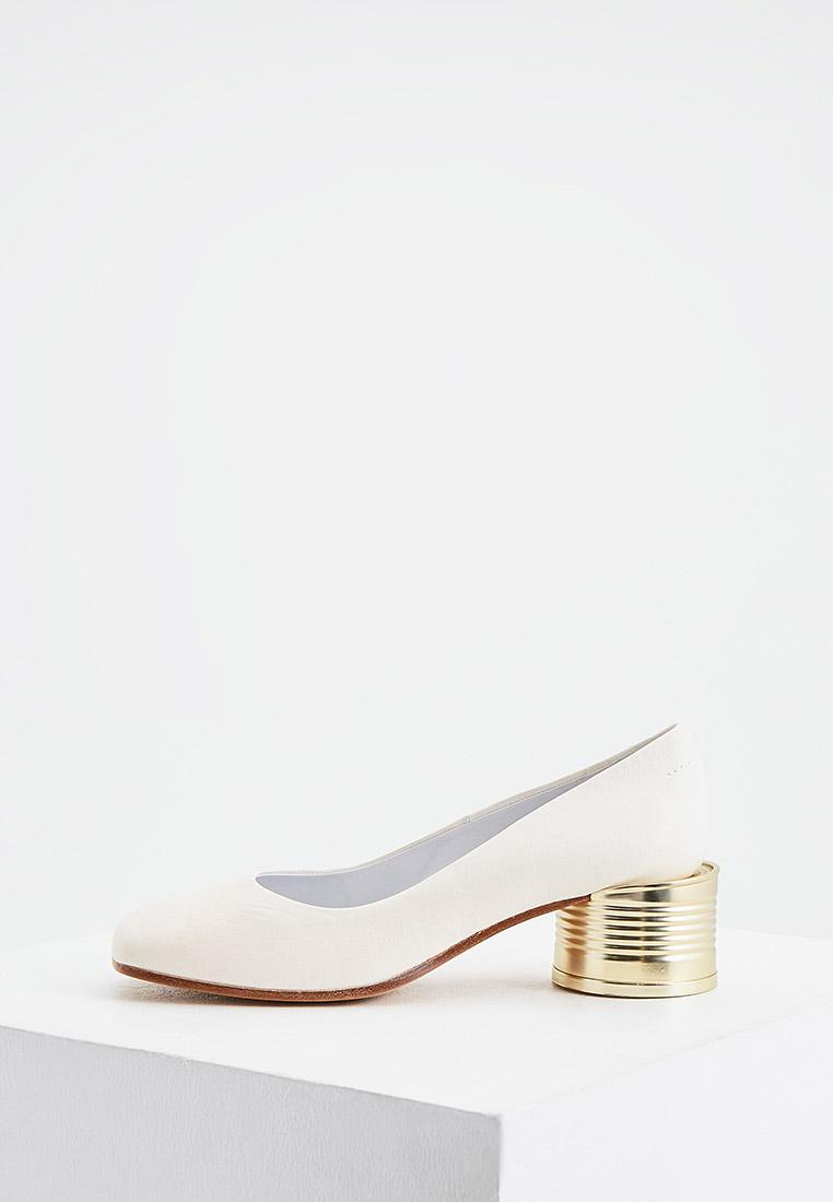 Женские туфли MM6 Maison Margiela s59wl0085p2721