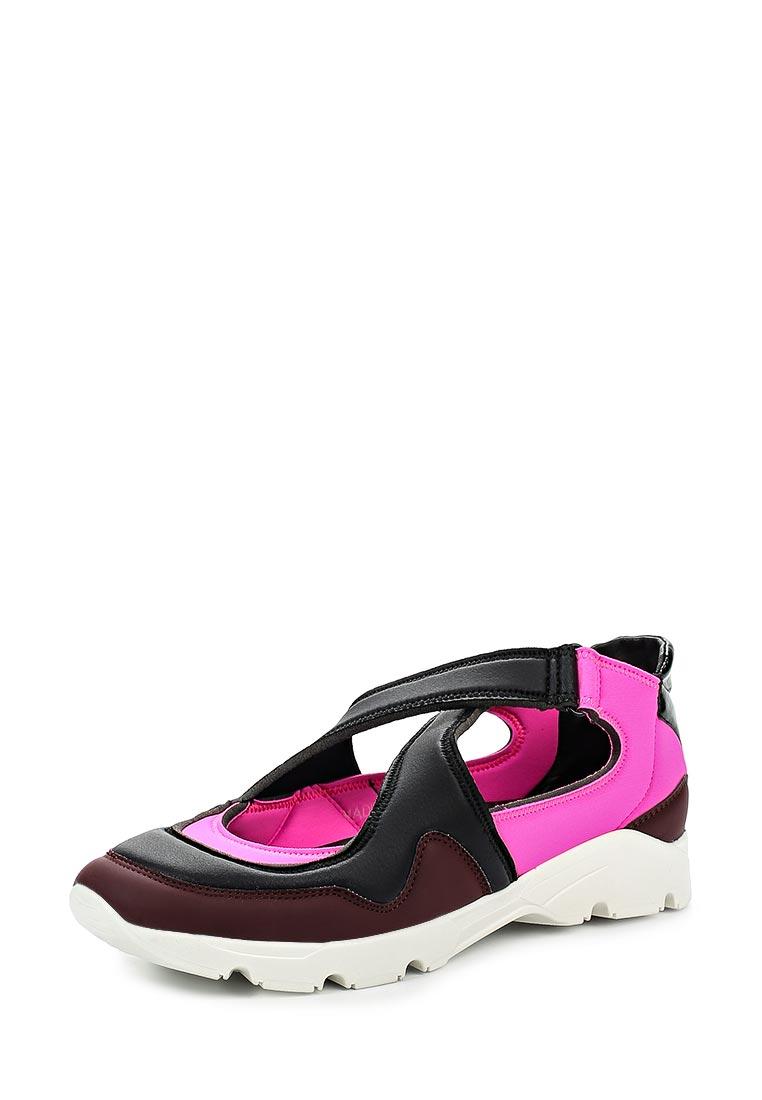 Женские кроссовки MM6 Maison Margiela S40WS0050: изображение 1