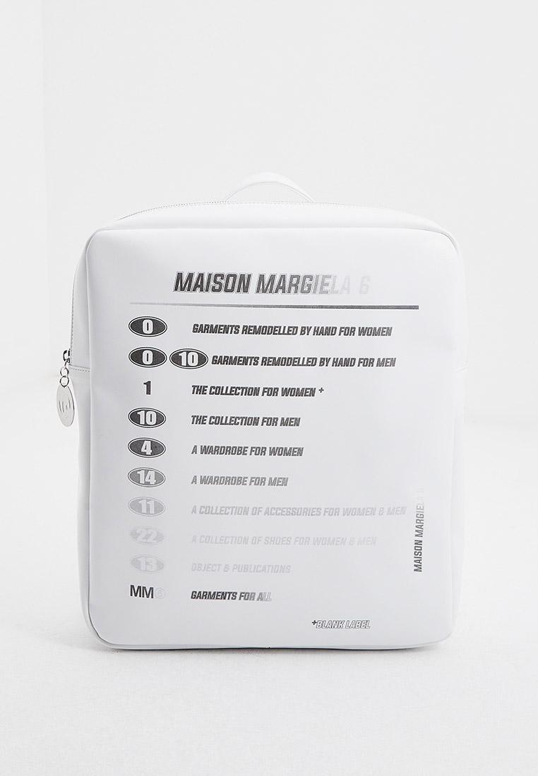 Городской рюкзак MM6 Maison Margiela S54WA0015P3983