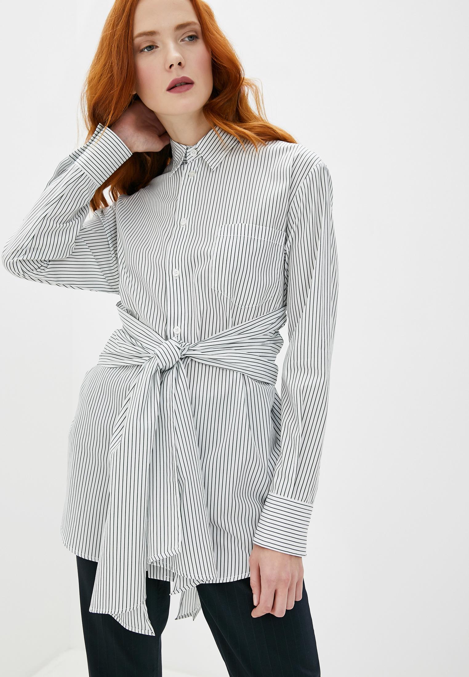 Женские рубашки с длинным рукавом MM6 Maison Margiela S32DL0222