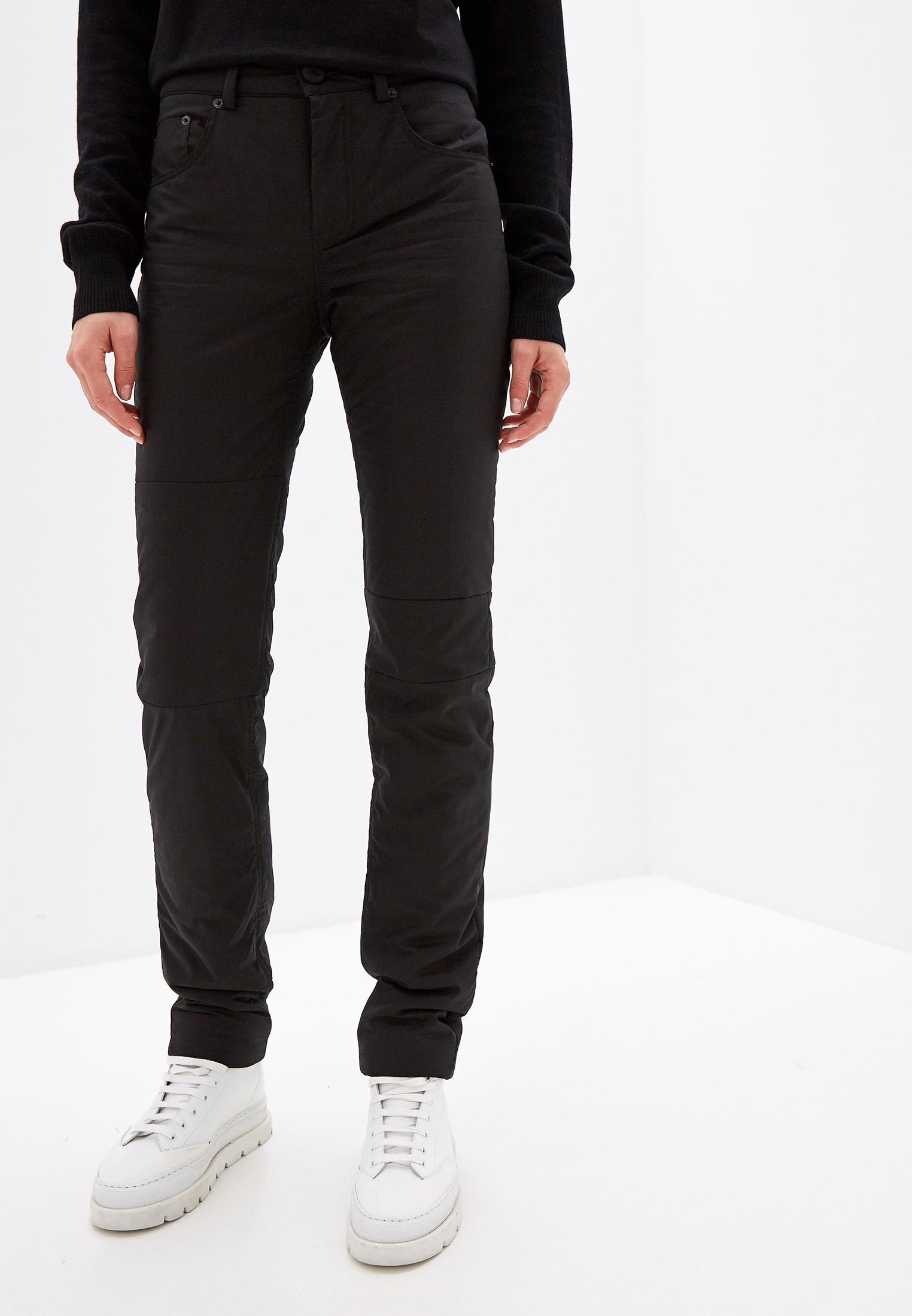 Женские утепленные брюки MM6 Maison Margiela S62LB0016