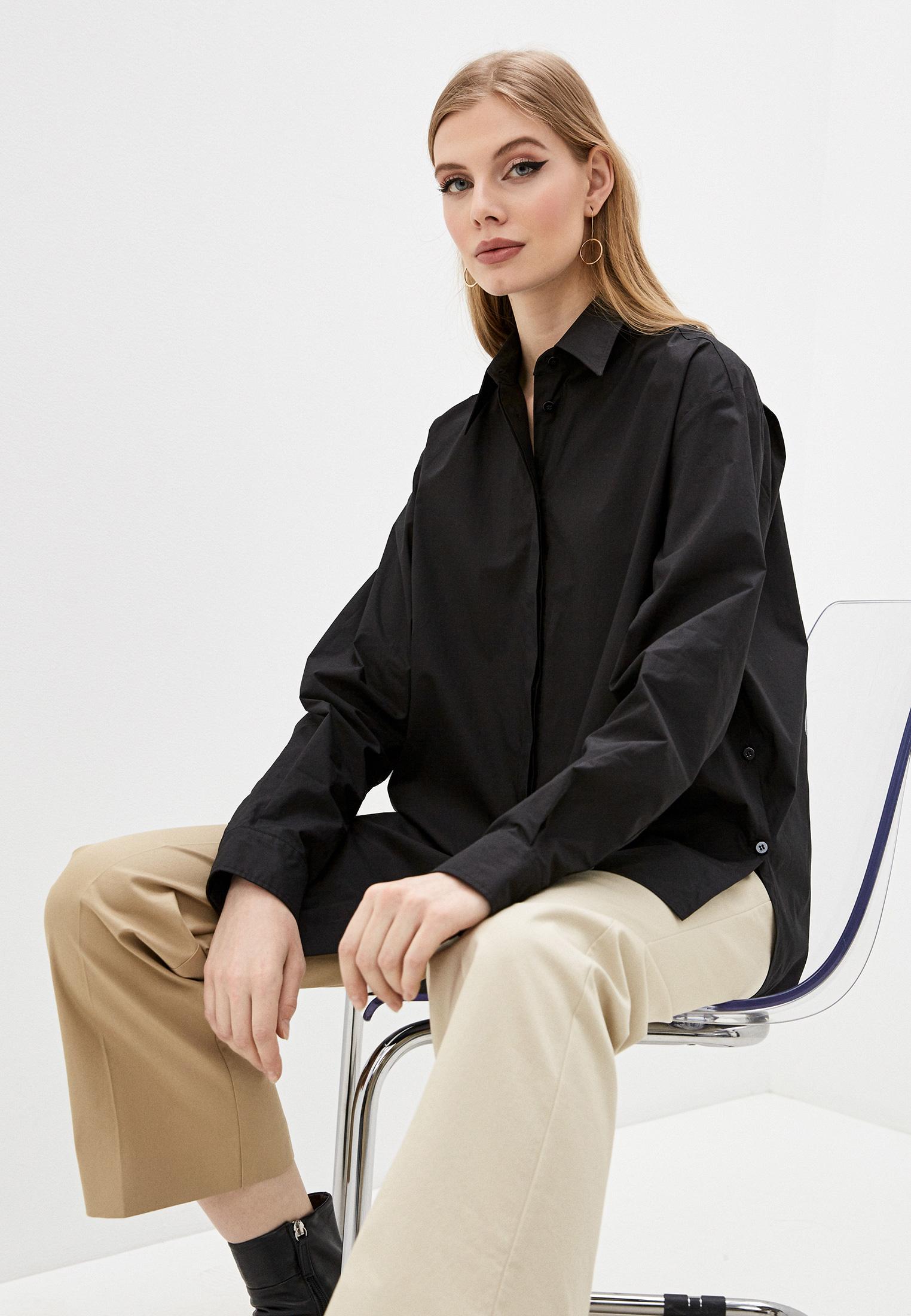 Женские рубашки с длинным рукавом MM6 Maison Margiela S62DL0031