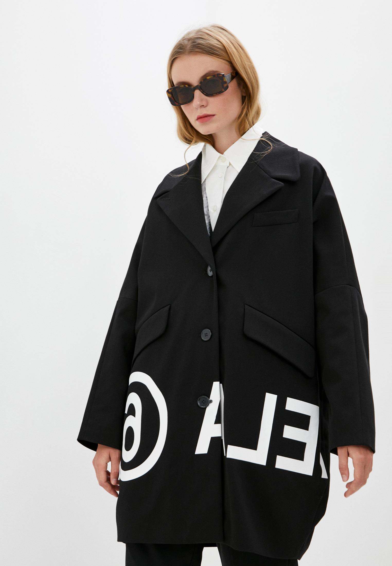 Женские пальто MM6 Maison Margiela s52aa0070s53090