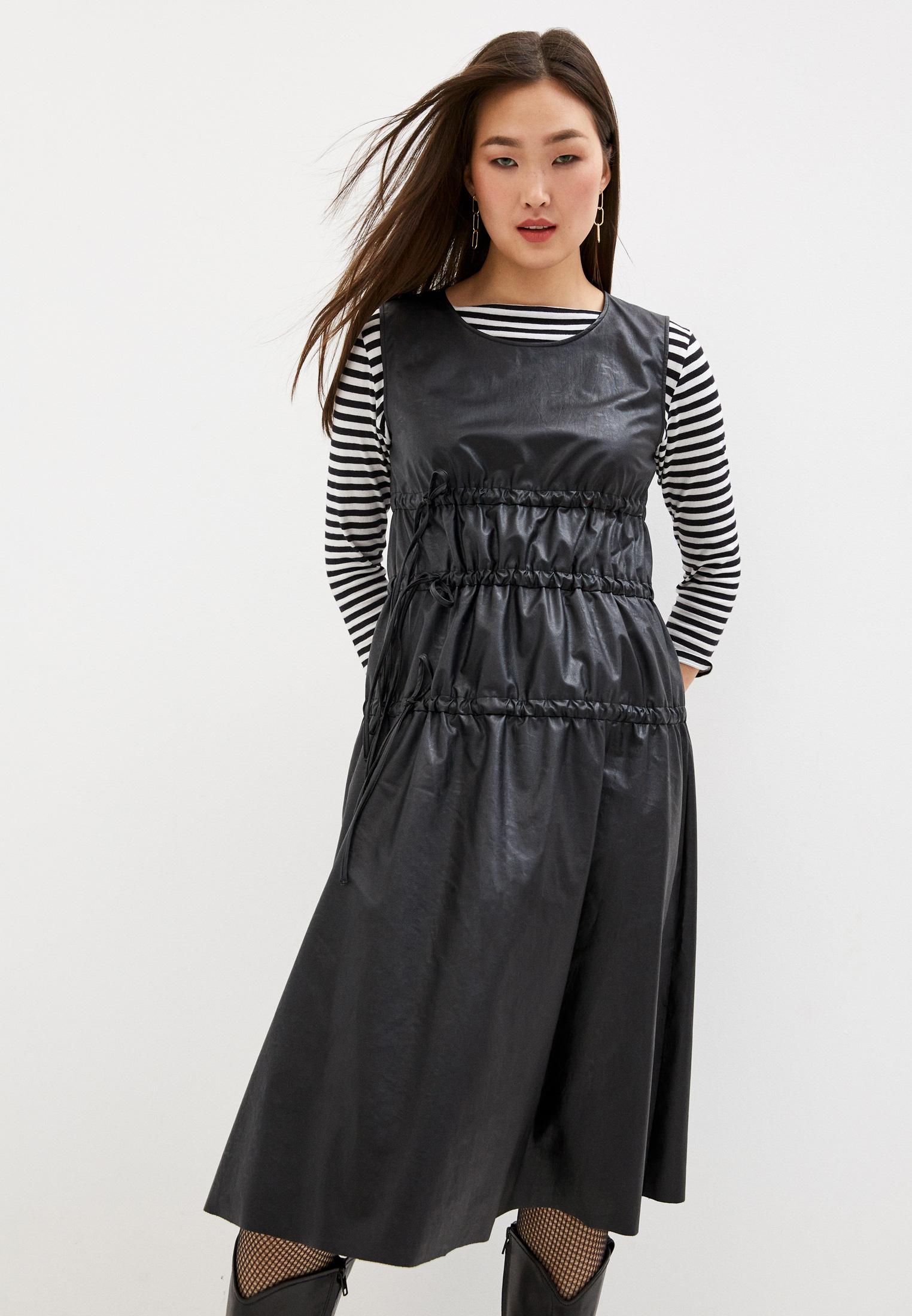 Платье MM6 Maison Margiela s52ct0551s53057