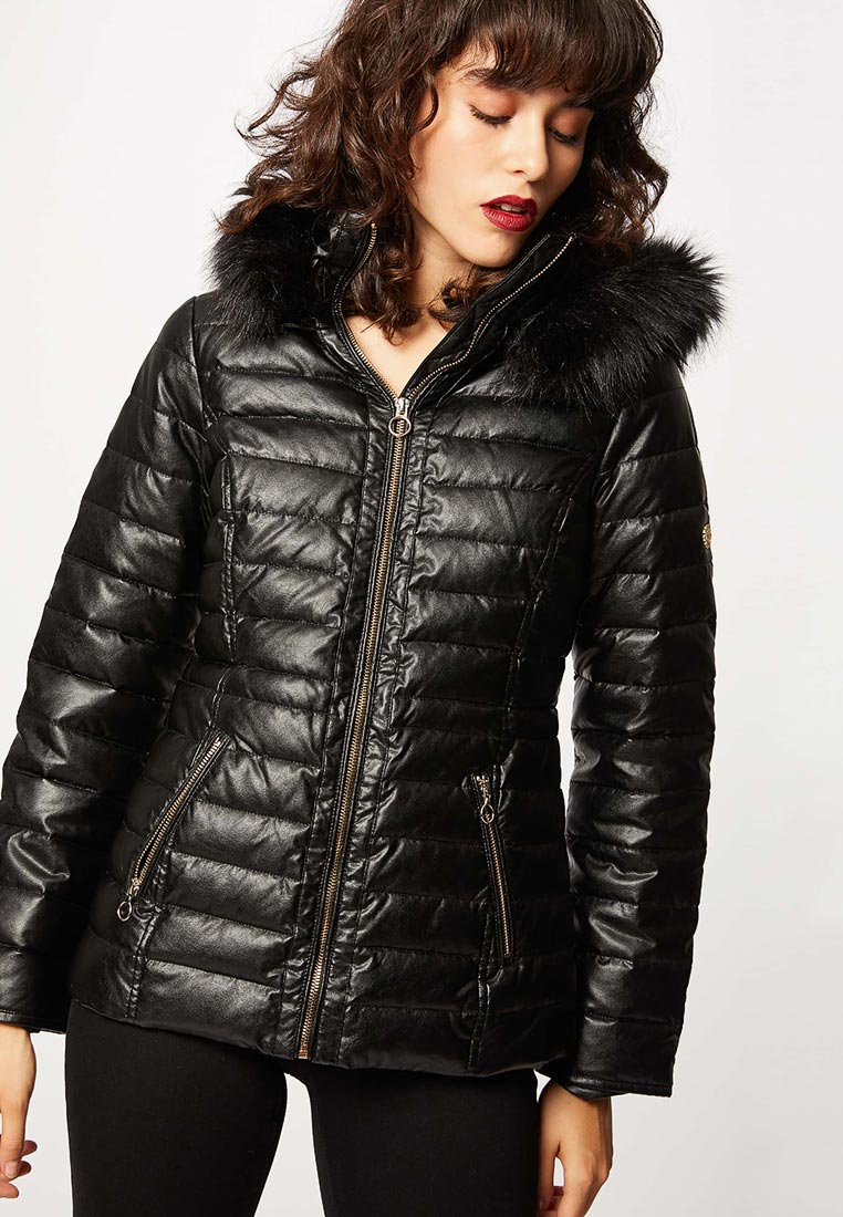 Утепленная куртка Morgan 182-GWEN.P