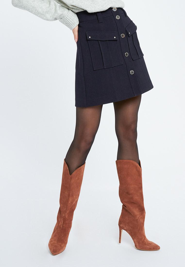 Широкая юбка Morgan 201-JALLO.N