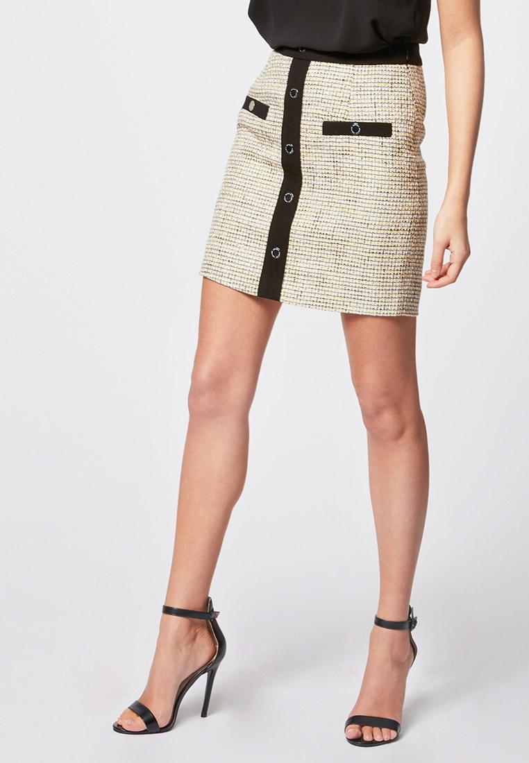 Прямая юбка Morgan 201-JEGA.N
