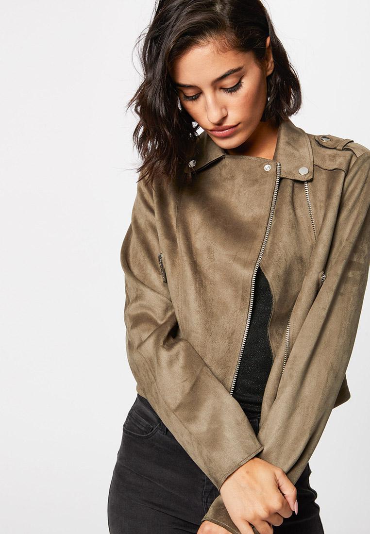 Кожаная куртка Morgan 201-GRAMMY.N