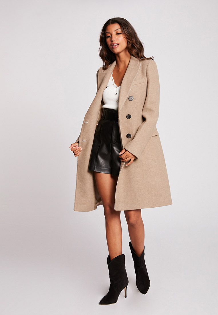 Женские пальто Morgan 202-GREY.N
