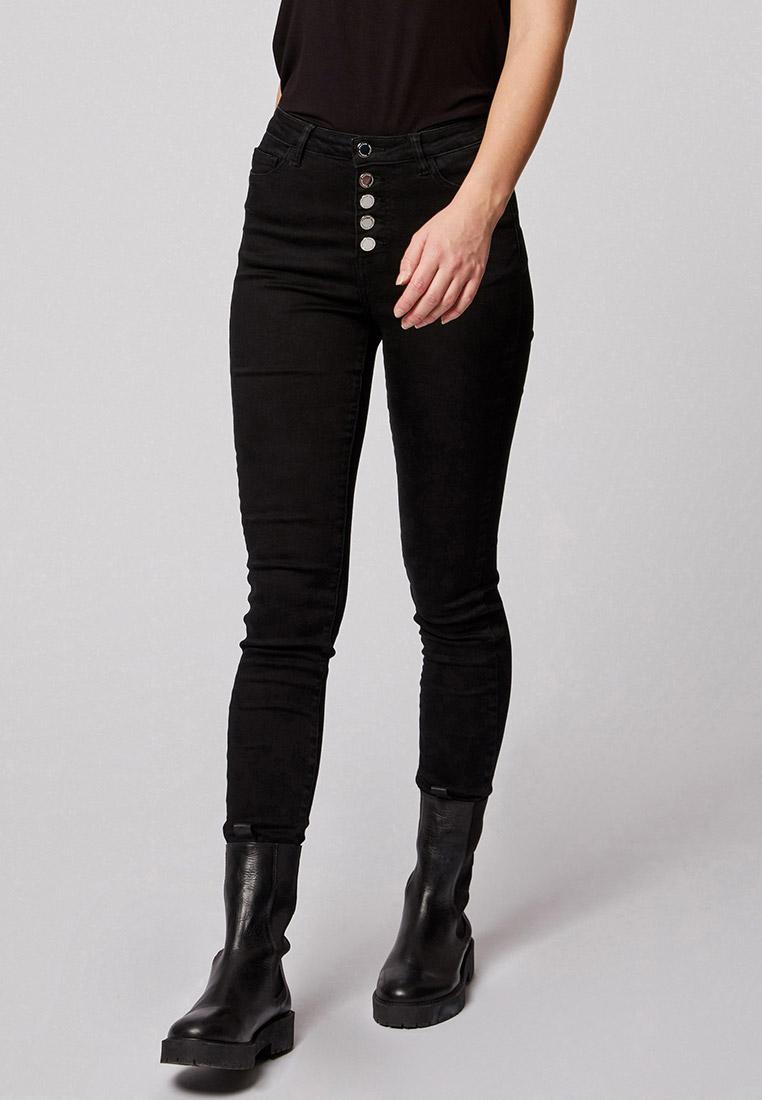 Зауженные джинсы Morgan 211-PBLACK