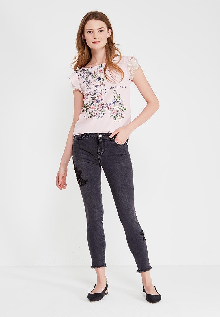 Зауженные джинсы Motivi (Мотиви) P8P417Q0255J: изображение 2