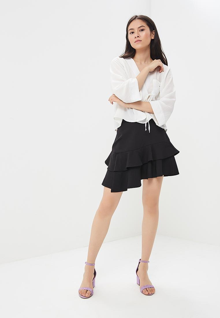 Прямая юбка Motivi (Мотиви) P81274Q10237: изображение 2