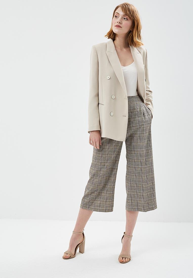 Женские широкие и расклешенные брюки Motivi (Мотиви) P8P006Q1630R: изображение 2