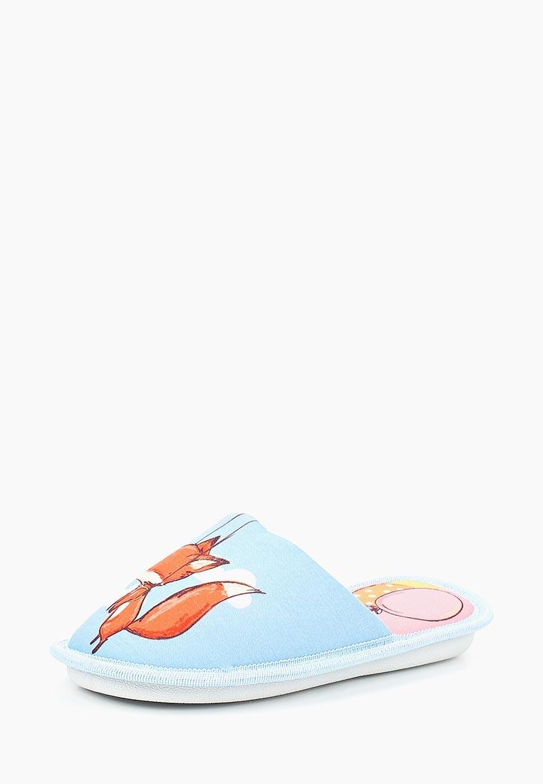 Домашняя обувь для девочек Modis (Модис) M182A00155