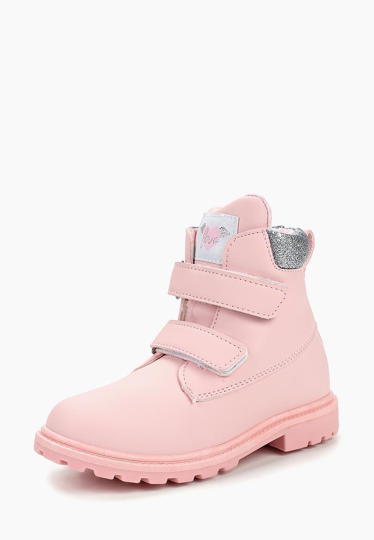 Ботинки для девочек Modis (Модис) M182A00280