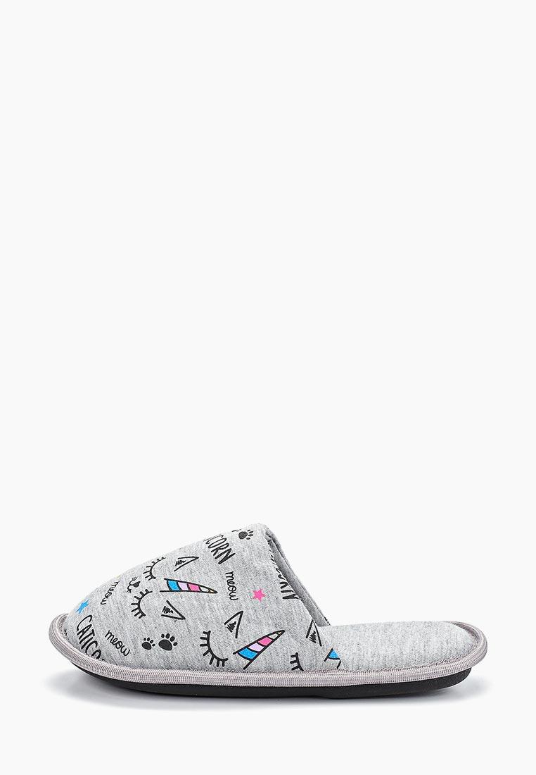Домашняя обувь для девочек Modis (Модис) M191A00054