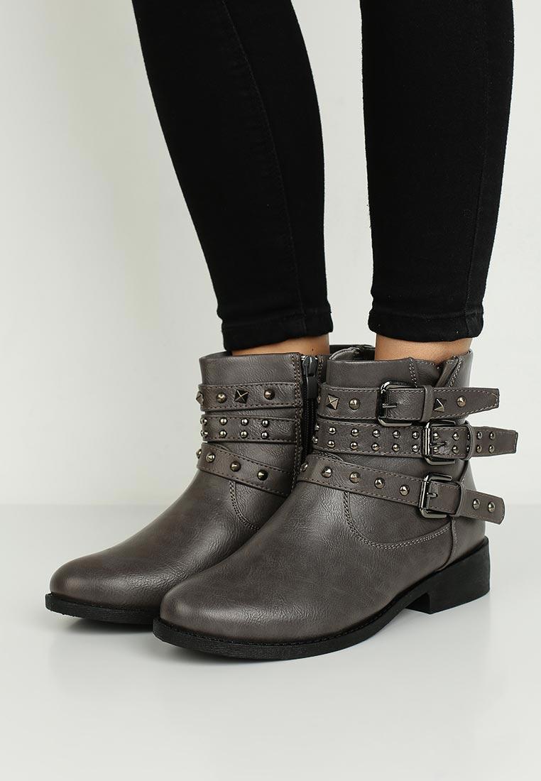 Женские ботинки Modis (Модис) M181A00001: изображение 10