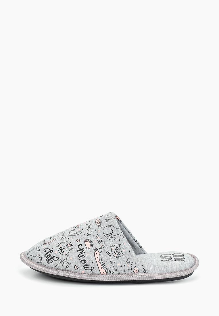 Женская домашняя обувь Modis (Модис) M191A00064