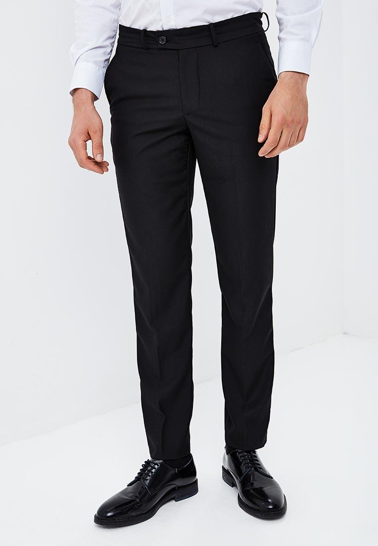 Мужские прямые брюки Modis (Модис) M182M00154