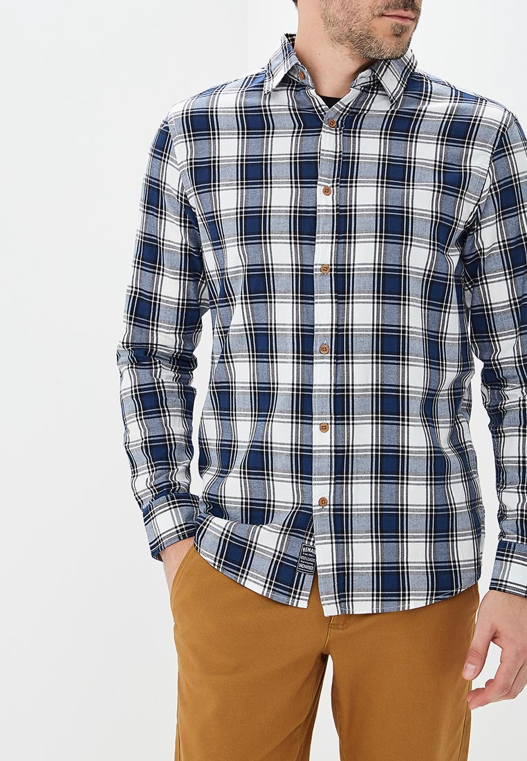 Рубашка с длинным рукавом Modis (Модис) M182M00174