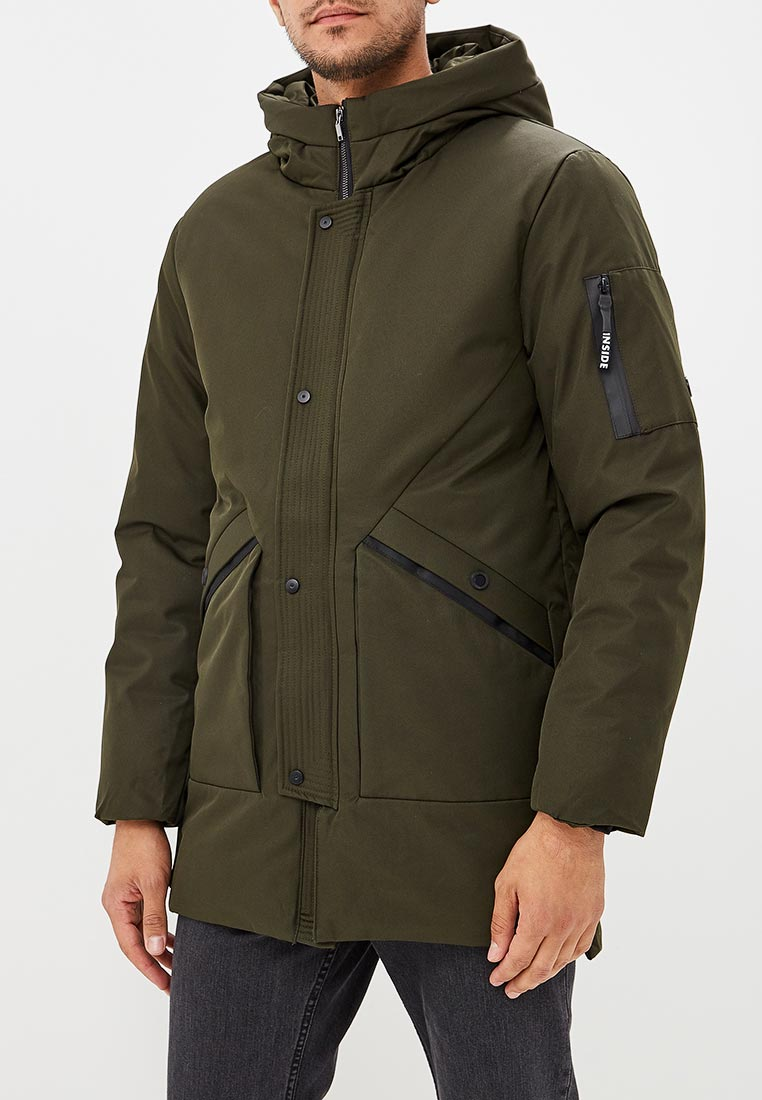 Утепленная куртка Modis (Модис) M182M00198