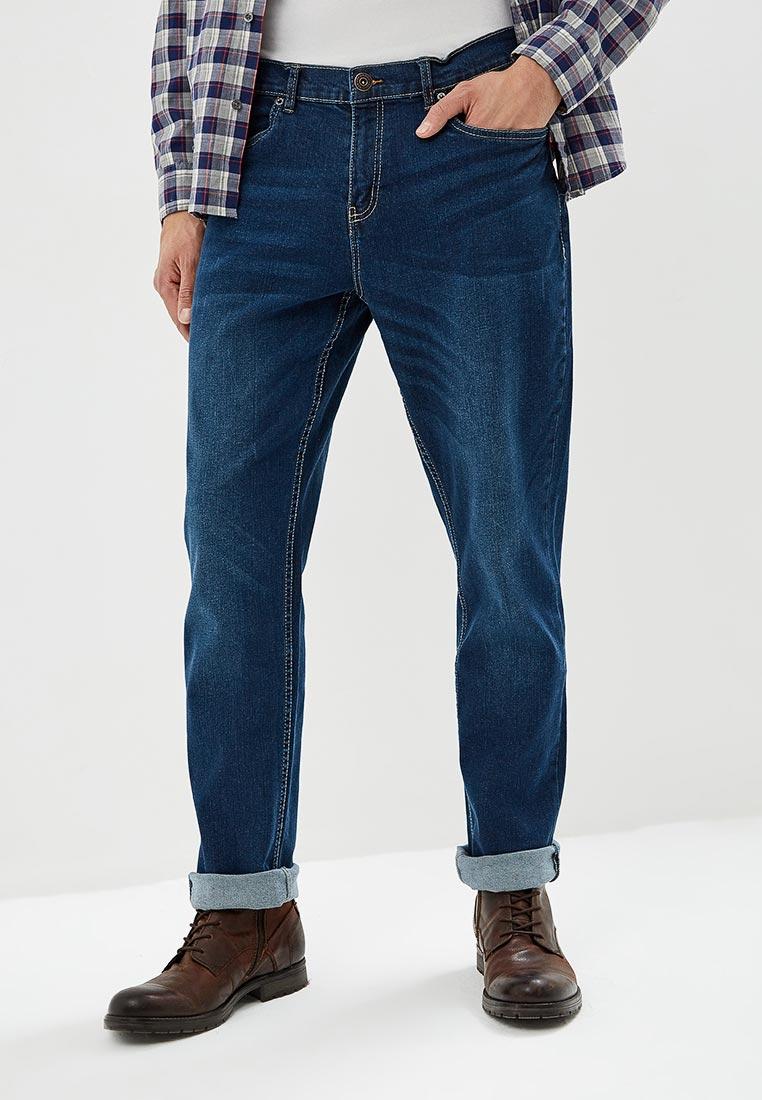 Мужские прямые джинсы Modis (Модис) M182D00169