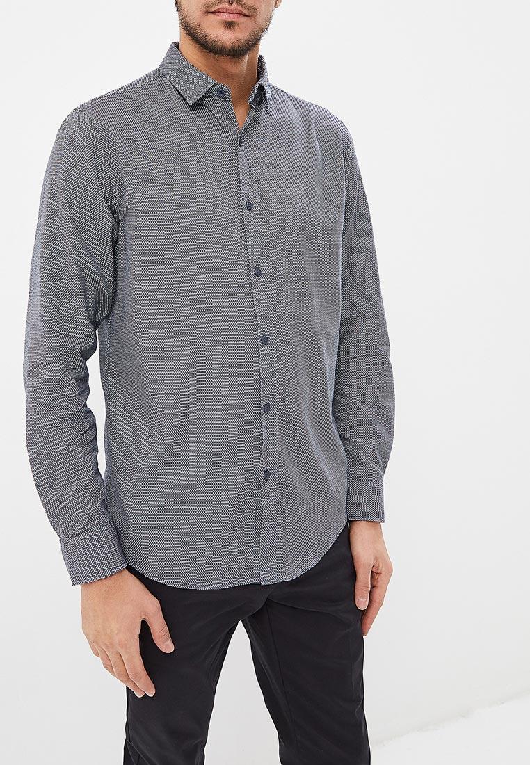 Рубашка с длинным рукавом Modis (Модис) M191M00077