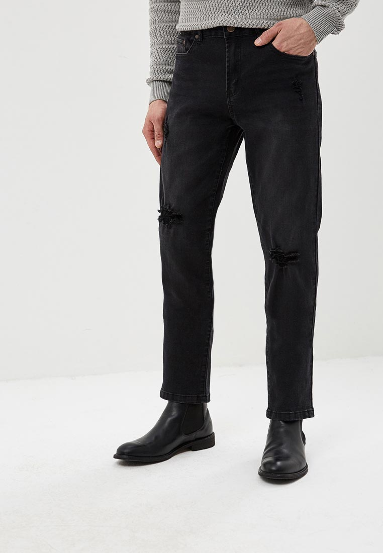Мужские прямые джинсы Modis (Модис) M191D00090