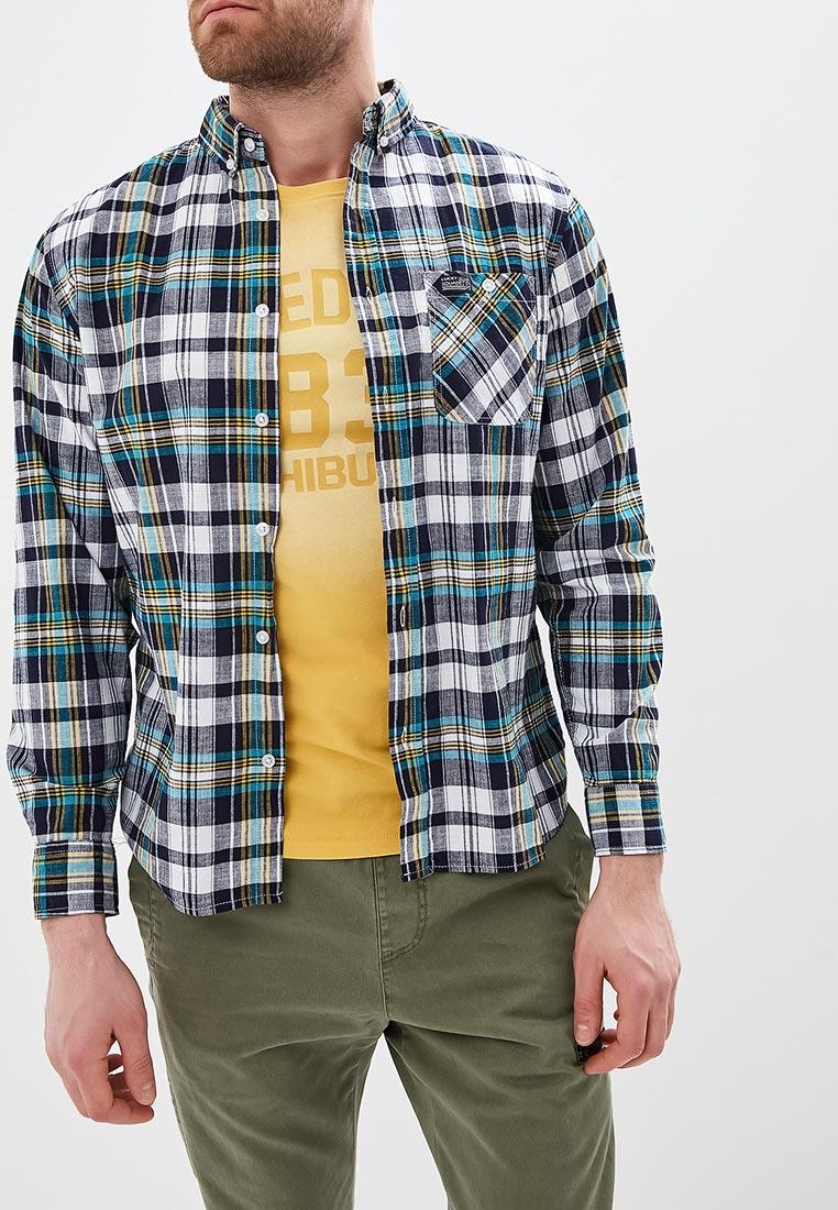 Рубашка с длинным рукавом Modis (Модис) M191M00233