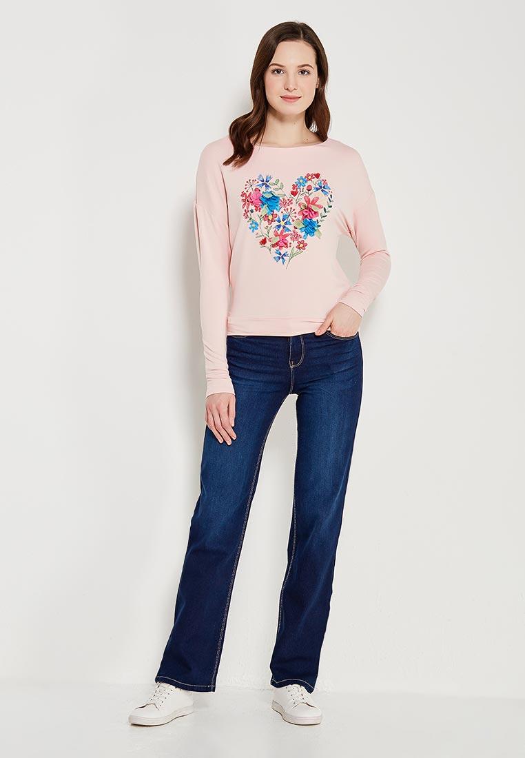 Широкие и расклешенные джинсы Modis (Модис) M181D00026: изображение 2