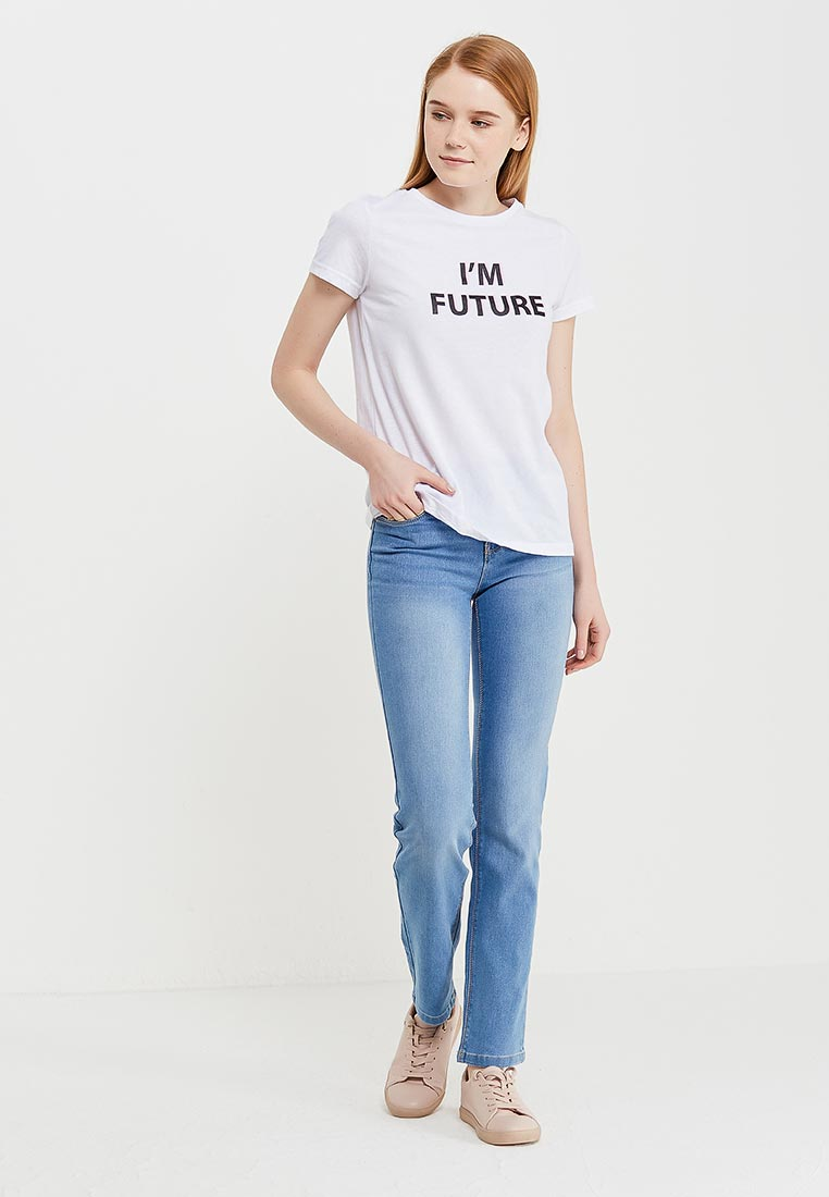 Прямые джинсы Modis (Модис) M181D00024: изображение 2