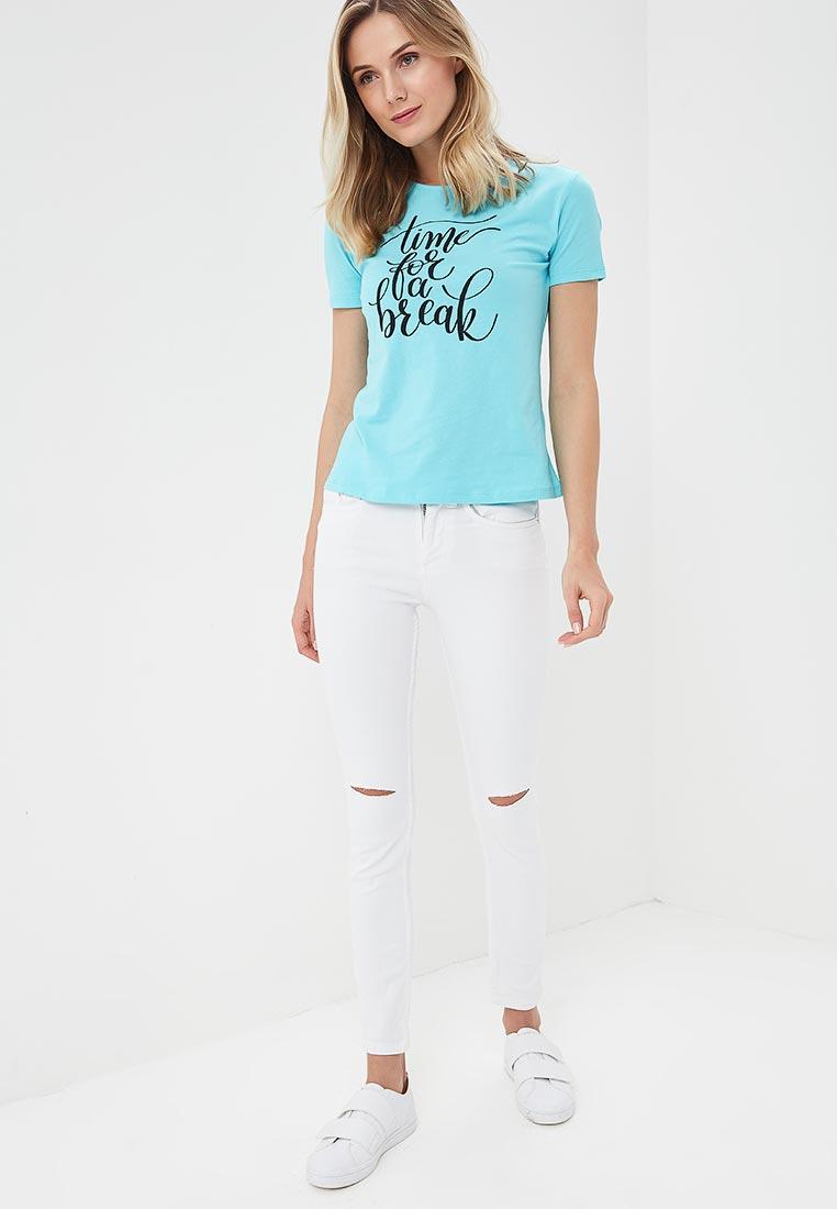 Зауженные джинсы Modis (Модис) M181D00291: изображение 2