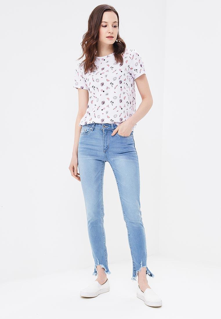 Зауженные джинсы Modis (Модис) M181D00292: изображение 2