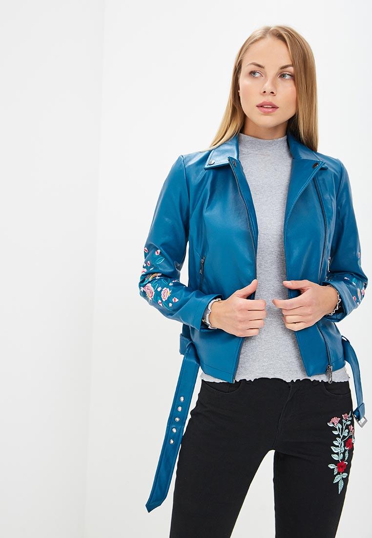 Кожаная куртка Modis (Модис) M182W00113