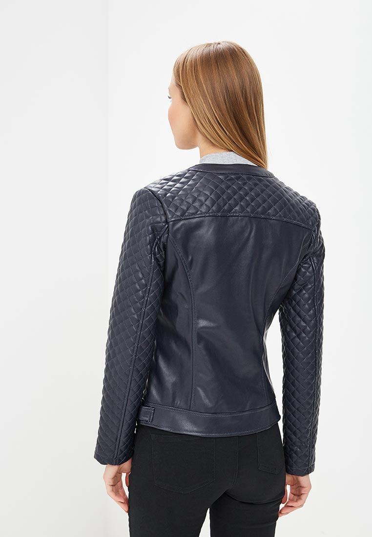 Кожаная куртка Modis (Модис) M182W00376: изображение 3
