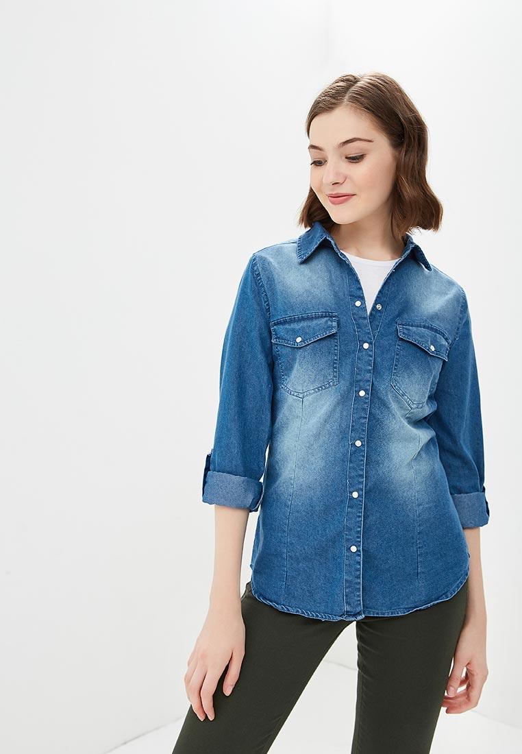 Женские джинсовые рубашки Modis (Модис) M182D00019