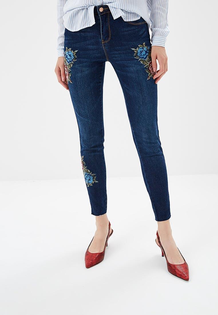 Зауженные джинсы Modis (Модис) M182D00064