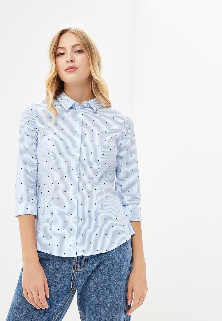 Женские рубашки с длинным рукавом Modis (Модис) M182W00121