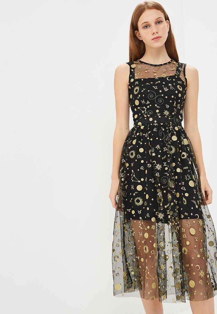 Вечернее / коктейльное платье Modis (Модис) M182W00783