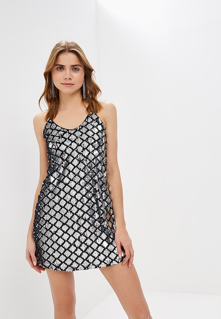 Вечернее / коктейльное платье Modis (Модис) M182W00814