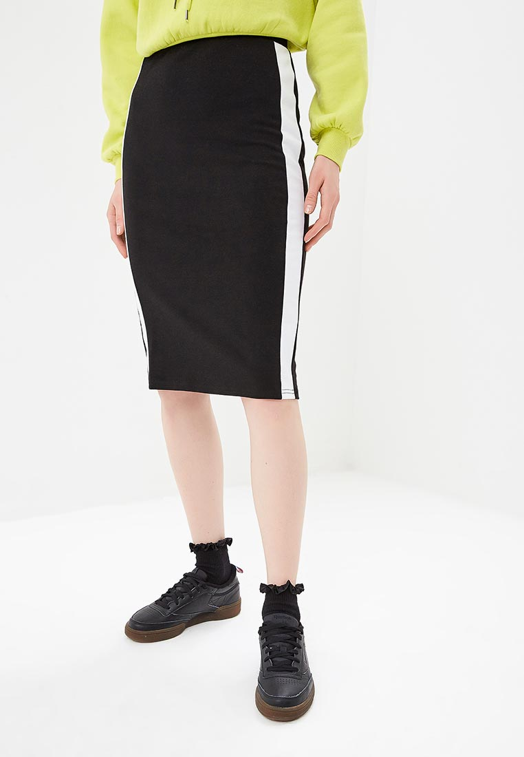 Прямая юбка Modis (Модис) M191W00213
